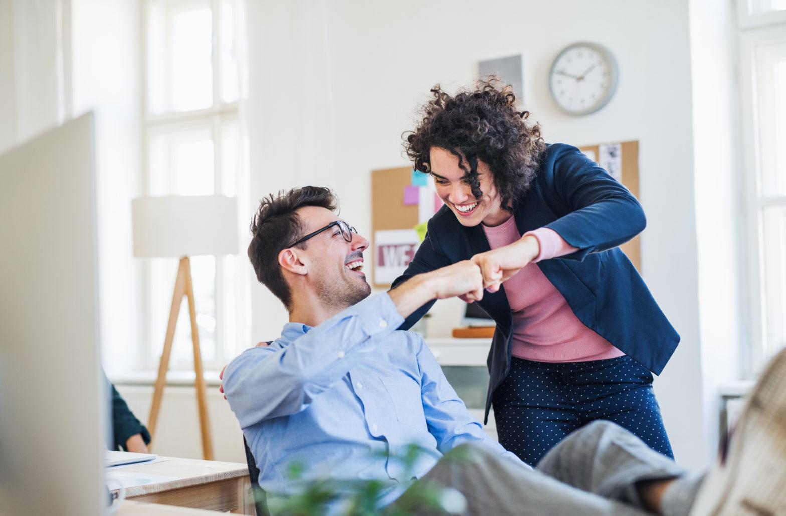 Seed Coworking Pozuelo Conciliar vida laboral y personal